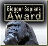 "Premio: ""Blogger Sapiens Awards"""