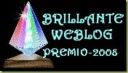 2do. Premio Brillante Weblog