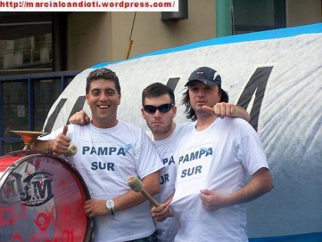 Jovenes Solidarios de Pampa Sur