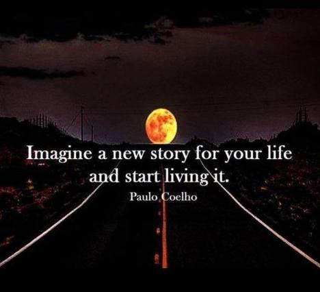 imagina una nueva historia en tu vida