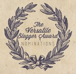 PREMIOS AL BLOG: THE VERSATILE BLOGGER AWARD IV