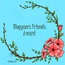 PREMIOS AL BLOG: BLOGGUERS FRIENDS AWARD